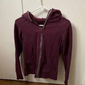 Tops - Lululemon hoodie size 2